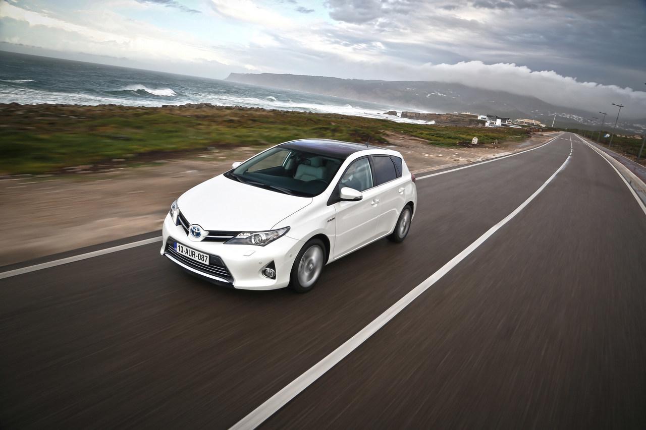 Foto de Toyota Auris HSD (20/36)