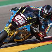 Sam Lowes mete más presión a Moto2 logrando una pole position de récord en MotorLand