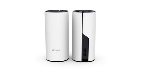 Si necesitas mejorar tu WiFi, tienes hasta la medianoche en Amazon el kit en malla TP-Link Deco P9 con dos terminales por sólo 149,99 euros