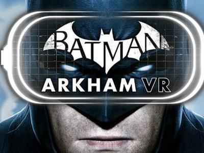 El caballero oscuro de Gotham da el salto a la Realidad virtual con Batman Arkham VR [E3 2016]