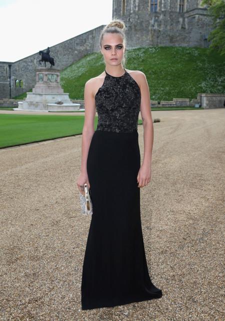 Cara Dellevingne Ralph Lauren castillo de Windsor