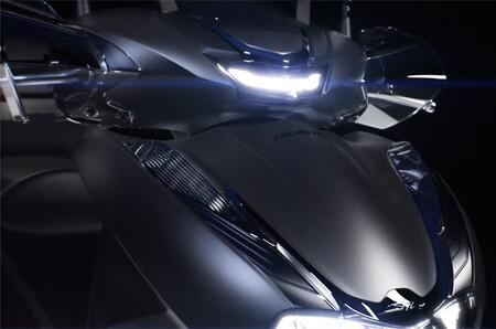 Honda SH350i: el nuevo scooter de rueda alta sustituirá al Honda SH300i y ya hay un teaser en forma de vídeo