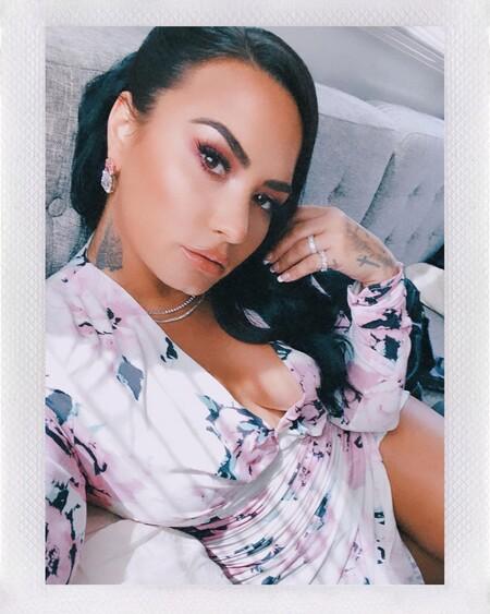 Demi Lovato cambia radicalmente de look: nuevo color y corte de pelo a la vista
