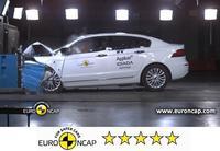 Qoros 3 Sedan, el primero coche chino con 5 estrellas en EuroNCAP