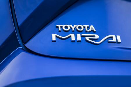 Toyota Mirai 2021 Detalles 4