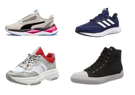 Chollos en tallas sueltas de zapatillas Superdry, Adidas, Puma o Hummel por menos de 30 euros en Amazon