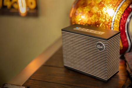 Klipsch presenta al Heritage Groove, su nuevo altavoz Bluetooth portátil con toques retro