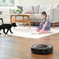 Oferta del día en el robot de limpieza iRobot Roomba e5154, que hoy cuesta 284 euros en Amazon
