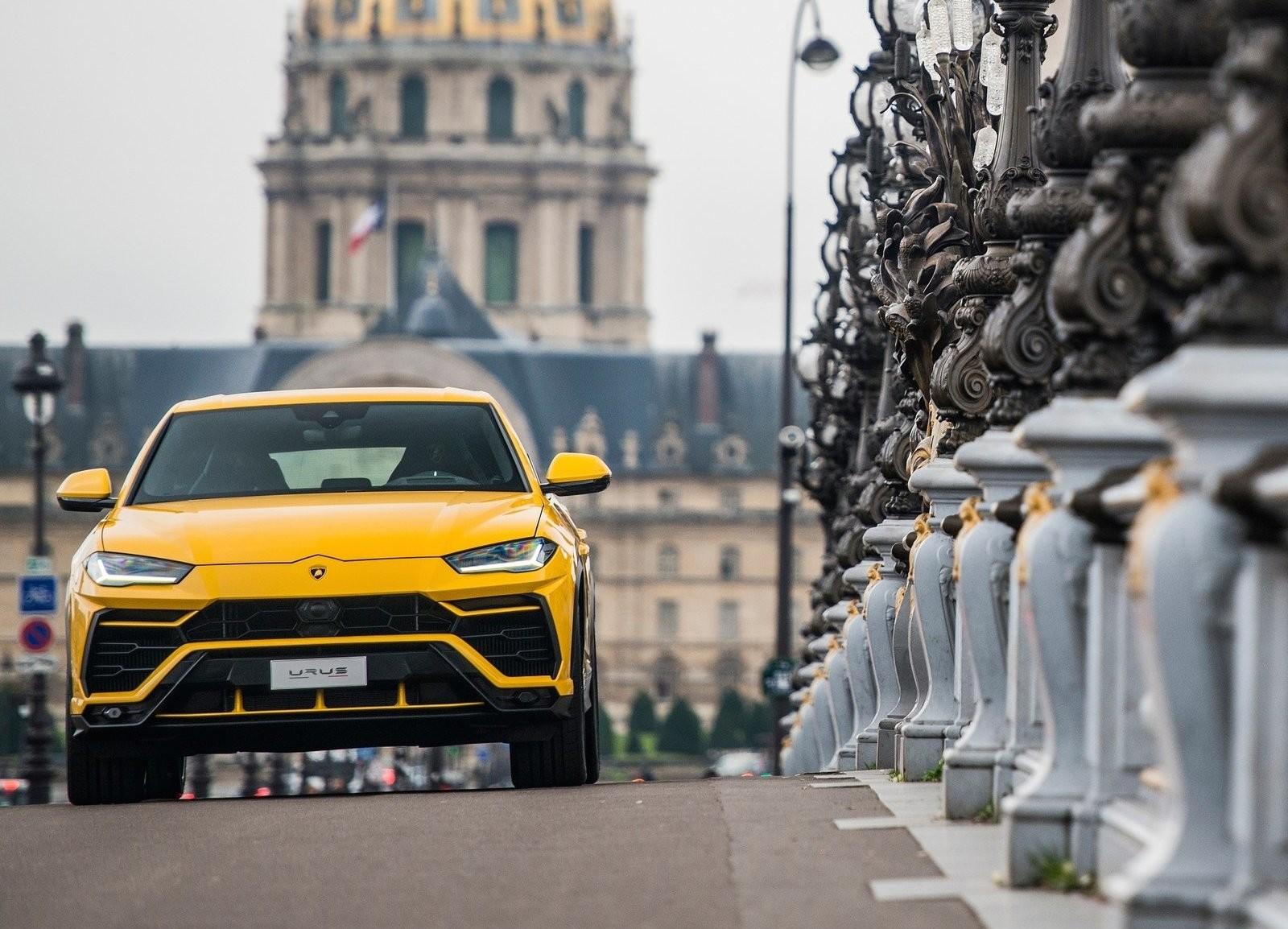 Foto de Lamborghini Urus (8/76)