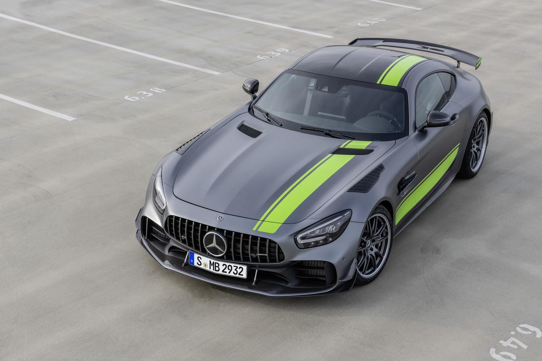 Foto de Mercedes-AMG GT R PRO (18/26)