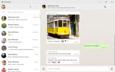 Ya puedes descargar la aplicación oficial de WhatsApp para Windows y Mac