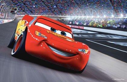 """Fernando Alonso en el doblaje de """"Cars"""""""