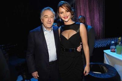 Robert De Niro se une a Jennifer Lawrence en 'Joy' de David O. Russell