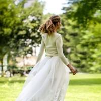 12 novias (reales y de ficción) que optaron ser originales a vestir de manera clásica