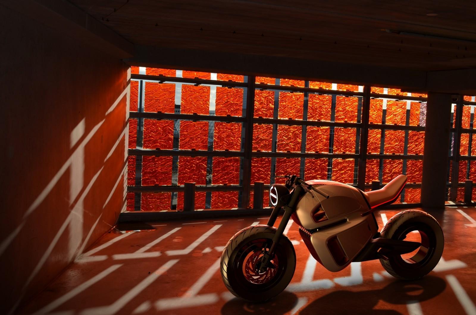 Foto de Nawa Racer: una moto eléctrica híbrida (9/9)