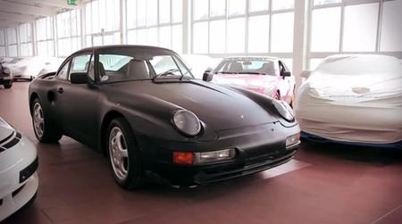 El prototipo de Porsche 911 V8 que nunca llegó