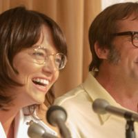 'Battle of The Sexes', primera imagen de Emma Stone y Steve Carell como Billie Jean King y Bobby Riggs
