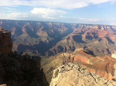 Cinco datos asombrosos sobre el Cañón del Colorado: cabría la humanidad dentro, 30.000 años para llenarlo de basura...