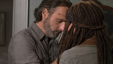 The Walking Dead Richonne