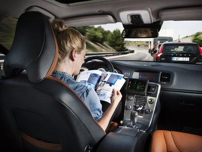En tu próximo viaje a Alemanía podrías viajar en un auto de conducción autónoma