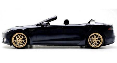 Habrá un Tesla Model S descapotable a partir del verano