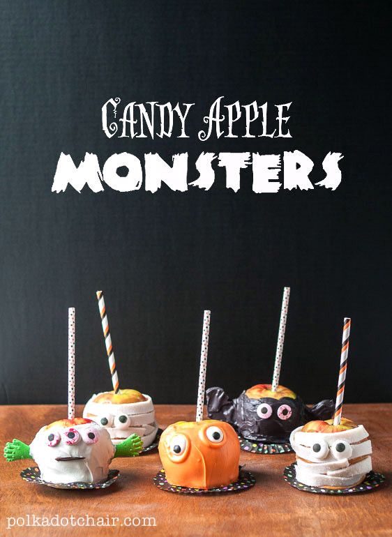 Candy Apple Monsters1