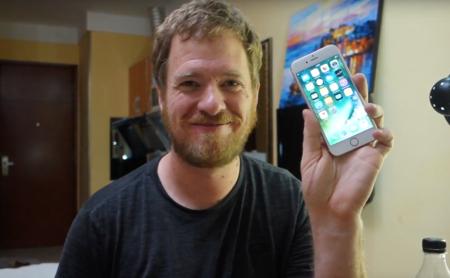 Este iPhone 6s está hecho desde cero con piezas compradas en Shenzhen (China), y sorprendentemente funciona