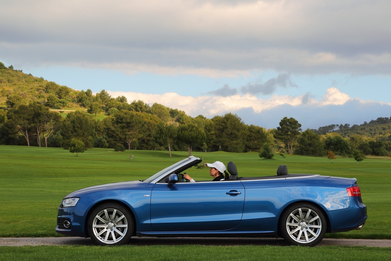 Foto de Audi A5 Cabrio (8/45)