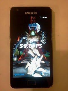 Samsung Galaxy S2 Tests