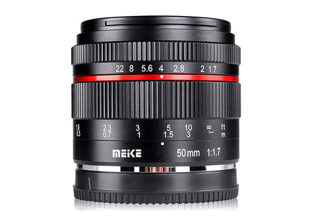 Meike 50mm Lens