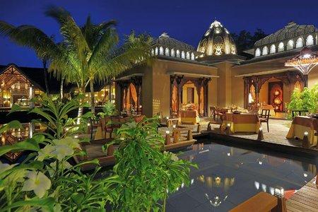 Gastronomía hindú y tailandesa en el Hotel Trou Aux Biches de Isla Mauricio