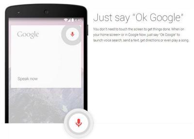 """""""Ok, Google"""", ahora en Español y otros 8 idiomas"""