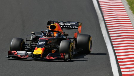 Verstappen Hungria F1 2019