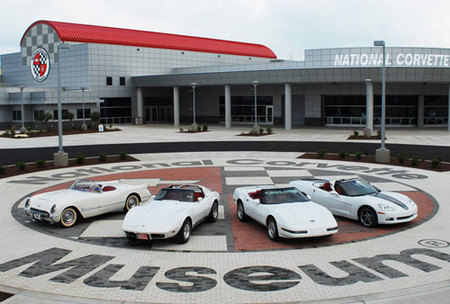 Chevrolet Corvette, 1,5 millones de unidades producidas