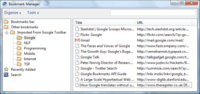 La gestión de favoritos de Chrome mejorará sustancialmente