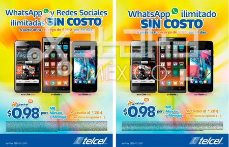 whatsapp-gratis-telcel