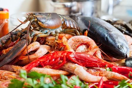 Guia Para Comprar Carnes Aves Pescados Mariscos Recomendaciones Gastronomia Marisco