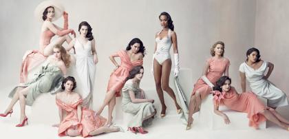 Las actrices a tener en cuenta para el 2008