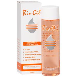 Bio-Oil, aceite de plantas naturales y vitamina A y E, para combatir la deshidratación y las manchas del sol