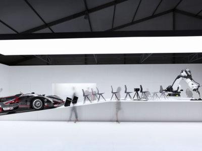 Siéntate. Ahora ya no diseño coches, sino sillas