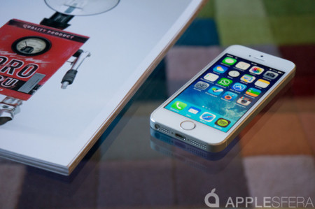 Análisis iPhone 5s, el iPhone con mayúsculas