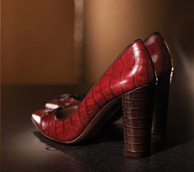 zapatos salon uterque