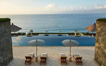 Piscina infinita Bali