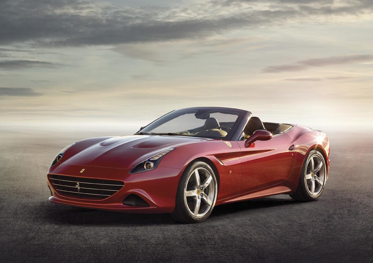 Foto de Ferrari California T (1/9)