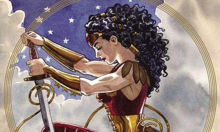 Wonderwoman Verdadera Amazona