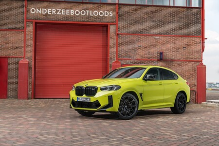 Bmw X4 M Competition 2021 008