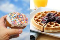 Continúa la moda de fusionar postres: el cronut deja paso al wonut, el gofre-donut