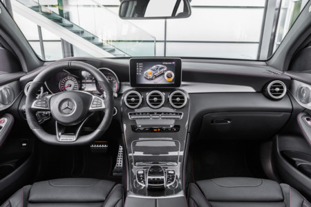 Mercedes Amg Glc 43 4matic Coupe 205