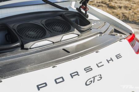 Porsche 911 GT3 2018 motor Prueba