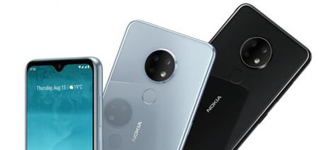 Nokia 6 2 Detalle